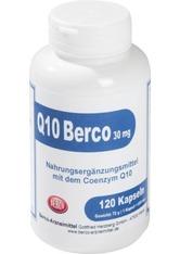 BERCO - ARZNEIMITTEL, GOTTFRIED HERZBERG GMBH - Q10 BERCO 30 mg Kapseln - WOHLBEFINDEN