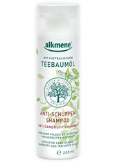 ALKMENE - alkmene Teebaumöl Anti-Schuppen Haarshampoo 200 ml - SHAMPOO