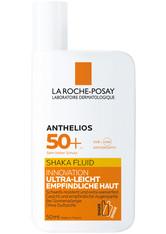 La Roche-Posay Anthelios Shaka Fluid LSF 50 + gratis La Roche-Posay Posthelios After-Sun 40 ml 50 Milliliter