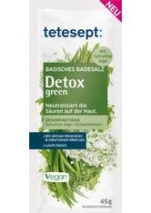 TETESEPT basisches Badesalz Detox green