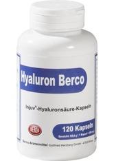 BERCO - ARZNEIMITTEL, GOTTFRIED HERZBERG GMBH - HYALURON Berco Injuv Kapseln - HAUT- UND HAARVITAMINE