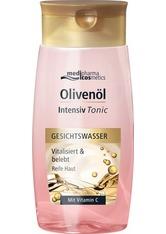 DR. THEISS NATURWAREN - OLIVENÖL Intensiv Tonic Gesichtswasser 200 ml - GESICHTSWASSER & GESICHTSSPRAY