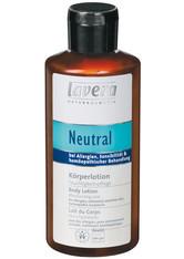 Lavera Körperpflege Body SPA Body Lotion und Milk Neutral Körperlotion 200 ml