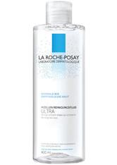 LA ROCHE-POSAY - La Roche-Posay Produkte LA ROCHE-POSAY Mizellen Reinigungsfluid,400ml Gesichtspflege 0.4 l - CLEANSING