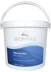 BIOMARIS - Biomaris Body & Bath Meersalz Badesalz  6 kg - DUSCHEN & BADEN