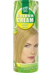 HENNA PLUS - Henna Plus Colour Cream 8,3 Golden Blond, 60 ml - HAARFARBE