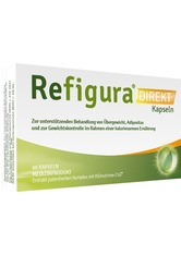 WOHLDERMA - Refigura DIREKT Kapseln - ABNEHMEN