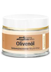 medipharma Cosmetics Produkte medipharma cosmetics Olivenöl Intensivcreme Nutritiv Tagescreme mit Collagen Gesichtscreme 50.0 ml