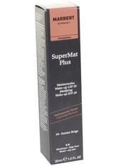 Marbert SuperMatPlus Foundation 04 Suntan Beige