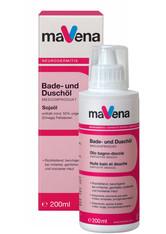 MAVENA DEUTSCHLAND GMBH - MAVENA Bade- und Duschöl 200 Milliliter - DUSCHPFLEGE