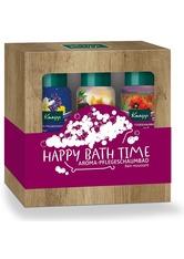 Kneipp Schaumbäder & Cremebäder Happy Bath Time Geschenkpackung  1.0 pieces