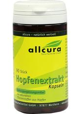 allcura Naturheilmittel Produkte Hopfen Extrakt Kapseln Nahrungsergänzungsmittel 90.0 pieces