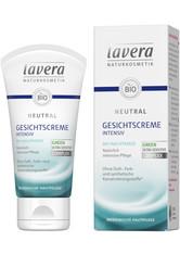 Lavera Gesichtspflege Faces Tagespflege Neutral Gesichtscreme 50 ml