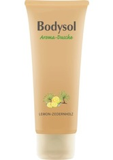 BODYSOL - BODYSOL Aroma Duschgel Lemon Zedernholz 100 ml - DUSCHEN & BADEN