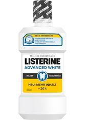 LISTERINE Advanced White Tägliche Mundspülung