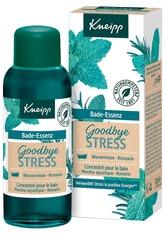 Kneipp Schaumbäder & Cremebäder Goodbye Stress Bade-Essenz Badeöl 100.0 ml