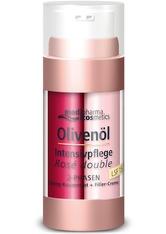 MEDIPHARMA COSMETICS - medipharma cosmetics Olivenöl Rosé Gesichtsemulsion  30 ml - Tagespflege