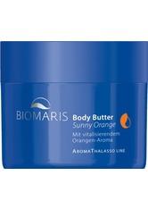 Biomaris AromaThalasso Line Sunny Orange Körperbutter  200 ml