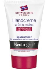 NEUTROGENA - Neutrogena Norwegische Formel Handcreme unparümiert 50 Milliliter - HÄNDE