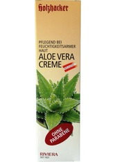 HAGER PHARMA - RIVIERA Holzhacker Aloe Vera Creme parabenfrei 75 ml - TAGESPFLEGE
