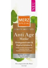 MERZ Spezial Beauty Institute Anti Age Maske