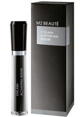 STANDARD - M2 Beaute EYELASH ACTIVATING SERUM 5 ml - AUGENBRAUEN- & WIMPERNSERUM