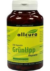 allcura Naturheilmittel Produkte Grünlipp Muschel Kapseln Nahrungsergänzungsmittel 89.4 g