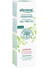 alkmene Teebaumöl Zahnpasta 100 ml
