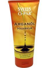 SWISS-O-PAR - Swiss o Par Arganöl Haarkur 200 ml - Conditioner & Kur