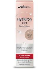 MEDIPHARMA COSMETICS - medipharma cosmetics Hyaluron Lift LSF30 Flüssige Foundation  30 ml Soft Nude - Foundation