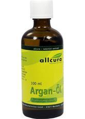 allcura Naturheilmittel Produkte Arganöl Nahrungsergänzungsmittel 100.0 ml
