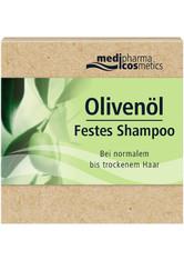 medipharma Cosmetics Produkte Medipharma Cosmetics OLIVENÖL FESTES Shampoo Haarshampoo 60.0 g