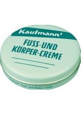 KAUFMANN´S - Kaufmanns Fuss- und Körpercreme 50 Milliliter - KÖRPERCREME & ÖLE