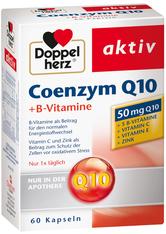 BI-OIL - DOPPELHERZ Coenzym Q10+B Vitamine Kapseln - Wohlbefinden