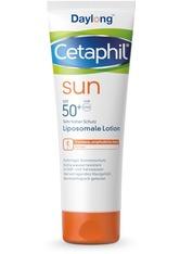 CETAPHIL - CETAPHIL Sun Daylong SPF 50+ liposomale Lotion 100 ml - SONNENCREME