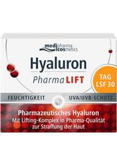 medipharma Cosmetics Produkte medipharma cosmetics Hyaluron Pharmalift Tag Creme LSF 30 Anti-Aging Produkte 50.0 ml