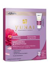 MEDIPHARMA COSMETICS - medipharma Cosmetics Produkte medipharma cosmetics Yunai Tuchmaske & Aktivierendes Lifting-Serum,1P Feuchtigkeitsmaske 1.0 st - Tuchmasken