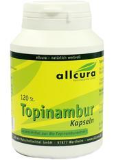 allcura Naturheilmittel Produkte Topinambur Kapseln Nahrungsergänzungsmittel 86.0 g