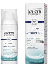 Lavera Gesichtspflege Faces Tagespflege Neutral Gesichtsfluid 50 ml