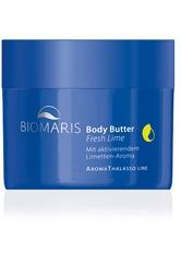 BIOMARIS Produkte Biomaris Body Butter Fresh Lime Körperbutter 200.0 ml