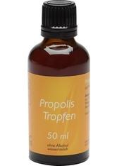 ALLCURA NATURHEILMITTEL - PROPOLIS TROPFEN ohne Alkohol 50 ml - KÖRPERCREME & ÖLE