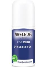 WELEDA - Weleda Men 24h Deo Roll-On -  50 ml - DEODORANTS