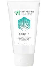 BABEMA - Adler Pharma DEOMIN Mineralstoff Deocreme - ROLL-ON DEO