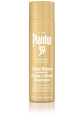 Plantur Produkte Color Blonde Phyto-Coffein-Shampoo Haarshampoo 250.0 ml