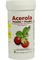 SANITAS Produkte Acerola-Pulver Vitamine 100.0 g