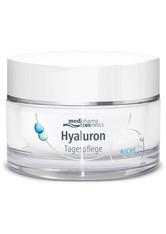medipharma Cosmetics Produkte Medipharma Cosmetics HYALURON TAGESPFLEGE riche Creme im Tiegel Gesichtscreme 50.0 ml