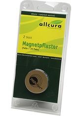 MAGNETPFLASTER 4 cm Durchmesser+20 Pads
