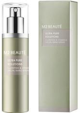 M2 BEAUTÉ - M2 BEAUTE Ultra Pure Solutions Cu-Peptide & Vitamin B Facial Nano Spray Gesichtsspray - PFLEGESETS