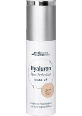 DR. THEISS NATURWAREN - HYALURON TEINT Perfection Make-up natural ivory 30 ml - FOUNDATION