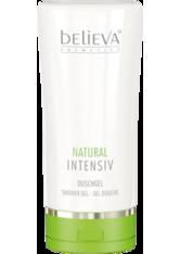 BELIEVA - BELIEVA Natural Intensiv Duschgel 200 ml - DUSCHEN & BADEN